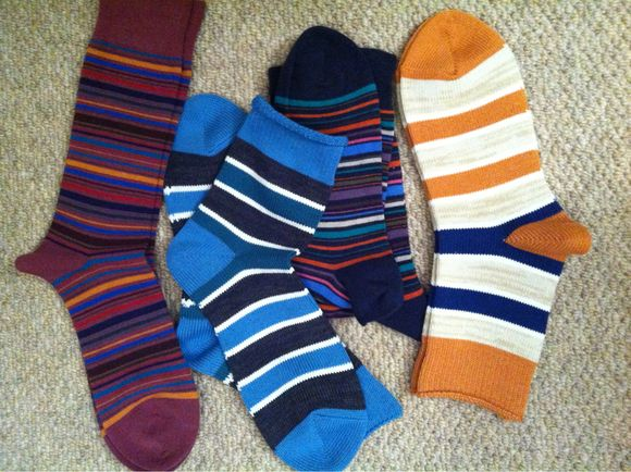 Annual New Sock Day